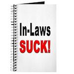 In-Laws Suck Journal