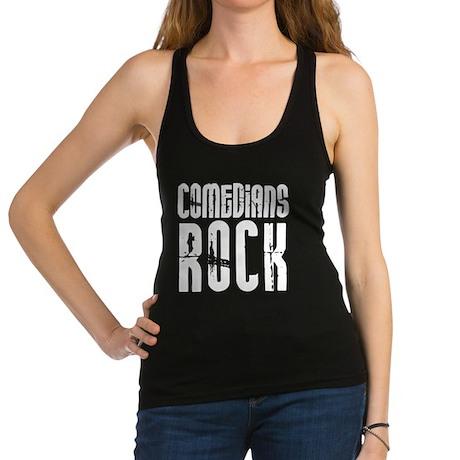 Comedians Rock Racerback Tank Top