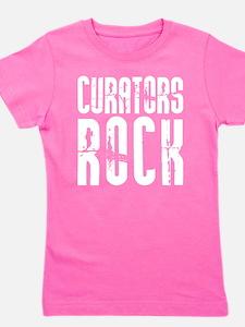 Curators Rock Girl's Tee
