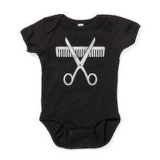 Hairstylist Baby Bodysuit