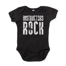 Instructors Rock Baby Bodysuit