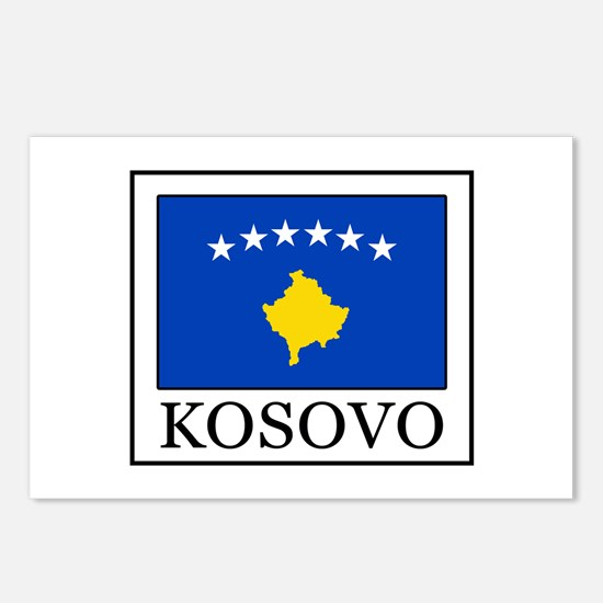 Kosovo Postcards (Package of 8)