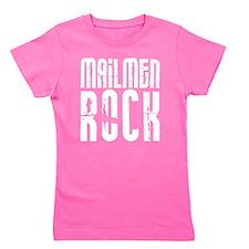 Mailmen Rock Girl's Tee