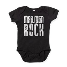 Mailmen Rock Baby Bodysuit