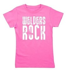 Welders Rock Girl's Tee