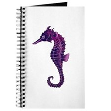Purple Seahorse Journal