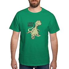 Like a Boss Dinosaur T Rex T-Shirt