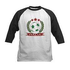 Retro Italian soccer design Baseball Jersey