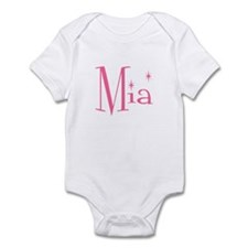 Mia Infant Bodysuit