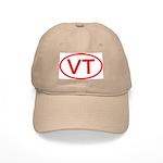 VT Oval - Vermont Cap