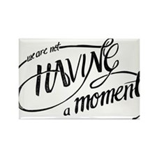 Moment Rectangle Magnet