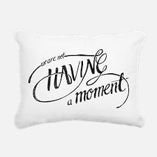 Moment Rectangular Canvas Pillow