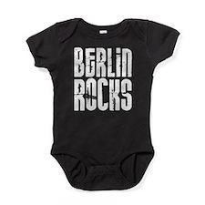 Berlin Rocks Baby Bodysuit