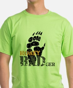 Honey Badger Dont care T-Shirt