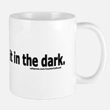 -ISTs DO IT/White Mug