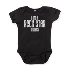 Rock Star In Hanoi Baby Bodysuit