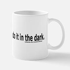 -ISTs DO IT/White Mug