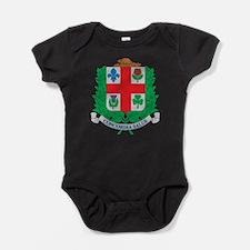 Montreal Coat Of Arms Baby Bodysuit