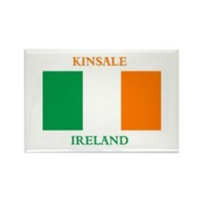 Kinsale Ireland Rectangle Magnet