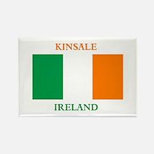 Kinsale Ireland Rectangle Magnet