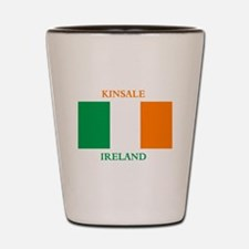 Kinsale Ireland Shot Glass