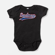 Retro Sydney Baby Bodysuit