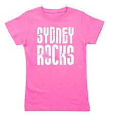 Sydney Rocks Girl's Tee
