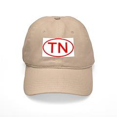 TN Oval - Tennessee Baseball Cap