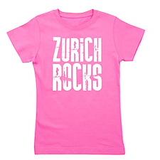 Zurich Rocks Girl's Tee