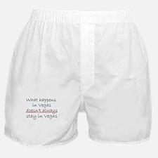 Vegas1 Boxer Shorts