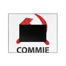 Vintage Commie Picture Frame