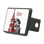 Lenin Rectangular Hitch Cover