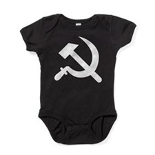 Hammer & Sickle Baby Bodysuit