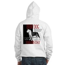 every dog has his day pit bull design Hoodie