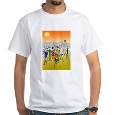 The Cutting Edge Cartoon T-Shirt