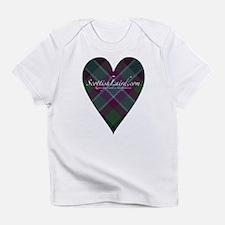 ScottishLaird Heart Infant T-Shirt