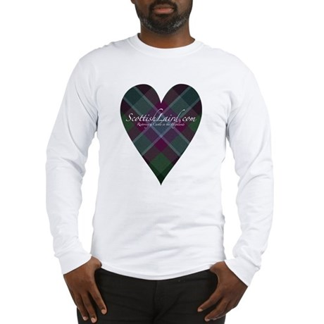 ScottishLaird Heart Long Sleeve T-Shirt