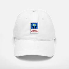 HANDLE WITH CARE Baseball Baseball Cap