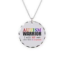 Autism Warrior Necklace
