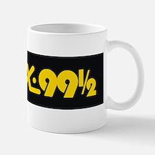 Detroit Radio WABX 99.5 Mug