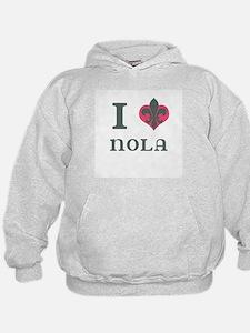I Heart NOLA Hoodie