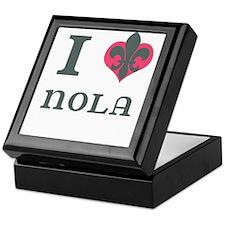 I Heart NOLA Keepsake Box