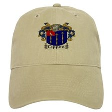 Tippen Coat of Arms Baseball Baseball Baseball Cap