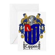 Tippen Coat of Arms Cards (Pk of 10)