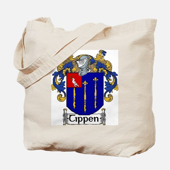 Tippen Coat of Arms Tote Bag