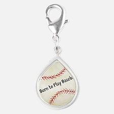 Baseball Charms