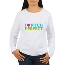 I Love Pitch Perfect Long Sleeve T-Shirt