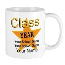 Custom Graduation Small Mugs