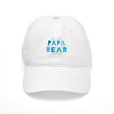 Papa bear Baseball Cap