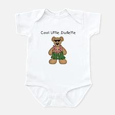 Cool Little Dudette Infant Bodysuit